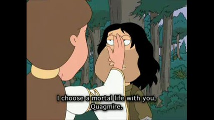Quagmire - lord of the rings