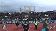 Сектор Б на дербито (08.03.2014)