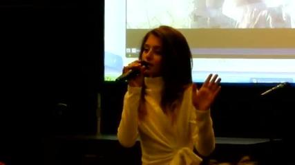 Лидия Стаматова - Мой стих - 2012
