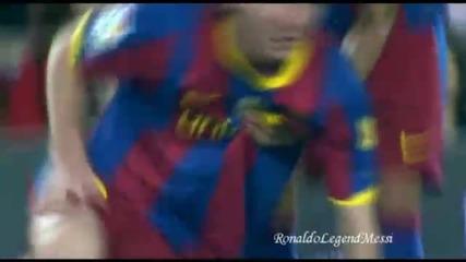 Cristiano Ronaldo Vs Lionel Messi 2010-2011 - Hd