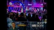 Music Idol 3: Латино концерт - дуетното изпълнение на Русина и Александър! (11.05.09)