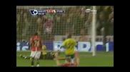 15.11 Манчестър Юнайтед - Сток Сити 5:0 Кристиано Роналдо супер гол