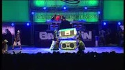 Battle Of The Year 2008 - Top 9 Русия