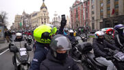 Spain: Delivery apps workers protest bill regulating their services