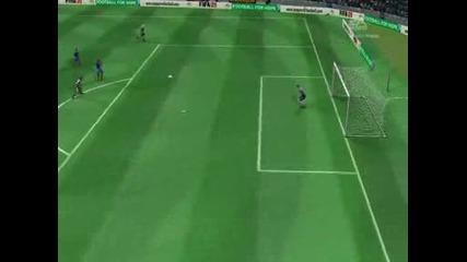 Fifa 09 Gooooal !! :p