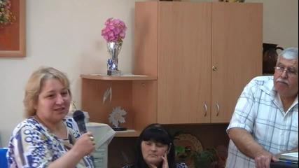 Свидетелство за Божията Слава - 22.06.2014 г - след наводнението в гр. Варна - Аспарухово - Лиляна