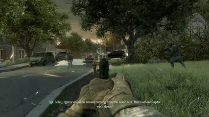 Call Of Duty: Modern Warfare 2: Mission 6 - Wolverines! (част 1 от 2)
