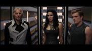 Игрите на глада: Възпламеняване - ( Целият филм Бг Аудио 2013)