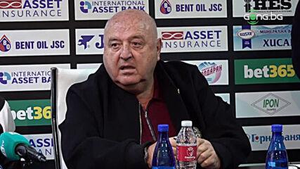 Венци Стефанов: Искам да си върнем стария боен дух