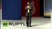 USA: Ben Carson slams gay marriage at Republican Freedom Summit