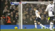 Tottenham 1 - 0 Chelsea (pavlyuchenko) 12.12.2010