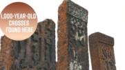 The 10th Century gravestones tucked away in Armenia