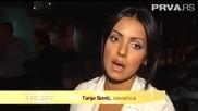 Tanja Savic - Pomoc ugrozenima od poplave (Exkluziv TvPrva 2014)