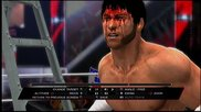 Wwe 2k14 Ps3 Gameplay Част 4 Tlc Tag Team Match Мач срещу Wyatt Family