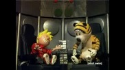 Robot Chicken - Calvin And Hobbes