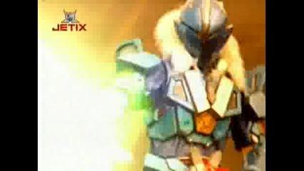 Power Ranger Operation Overdive Ep 27