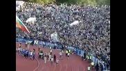 Levski fans