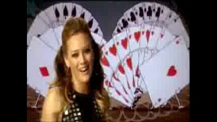 Hilary Duff Disney Mobile 2008