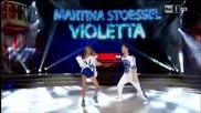 Martina Stoessel танцува на Problem на Ариана Гранде
