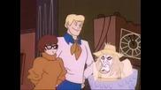 Johny Bravo Среща Scooby Doo