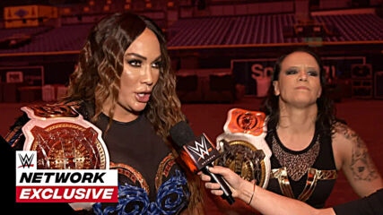 Nia Jax & Shayna Baszler issue a warning to Dakota Kai & Raquel González: WWE Network Exclusive, Mar. 1, 2021
