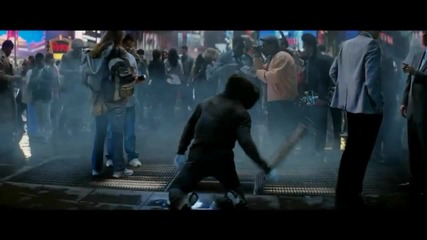 The Amazing Spider-man 2 Official Nye Times Square Trailer