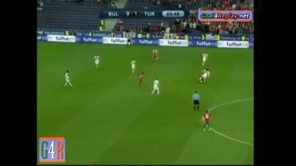 Турция - България 2:0 Всички голове