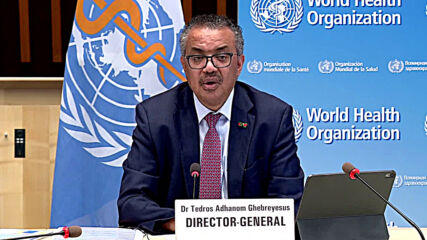 Switzerland: WHO chief urges rich countries to donate vaccines to COVAX