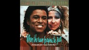 Jermaine Jackson & Pia Zadora - When The Rain Begins To Fall.a