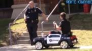 Бъзици с полицията - Не пробвайте това на своя глава!