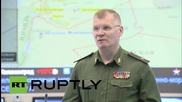 Russia: Sixty targets hit in latest airstrikes in Syria - DM spokesperson