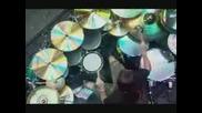 Chris Adler - Modern Drummer - Hourglass