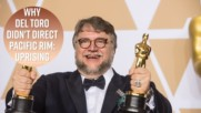 Guillermo Del Toro chose his n.1 fan to direct Uprising