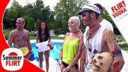 """Summer Flirt - ЕПИЗОД 6 - Мисия """"Бодиарт"""""""