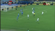 Левски победи Монтана в мач с два гола и 3 греди