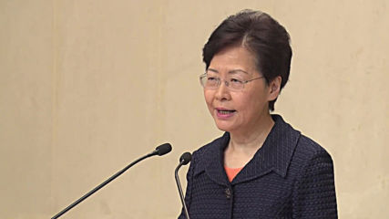 Hong Kong: The people will be listened to - Chief Executive Carrie Lam
