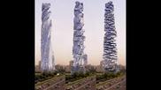 Dubai's future architecture