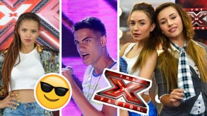 Топ 15 на звездите, които X Factor роди