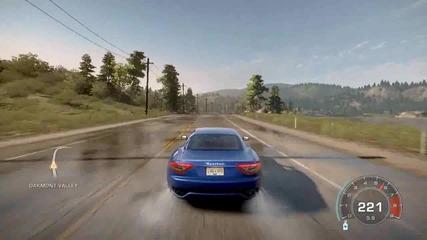 Nfs Maserati Gran Turismo Gameplay