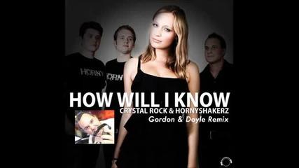 Crystal Rock & Hornyshakerz - How will I know