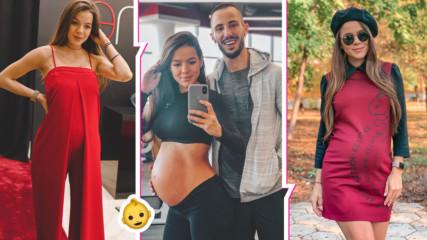 Как се променя денят на бременната в 9-ия месец? Ето и версията на Теа Минкова