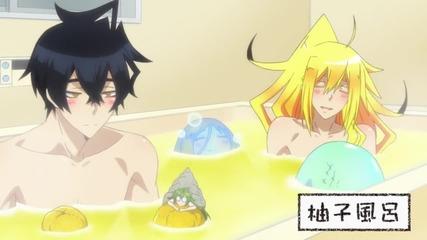 (вградени бг субс) Orenchi no Furo Jijou - Episode 11 [ H D | H Q ]