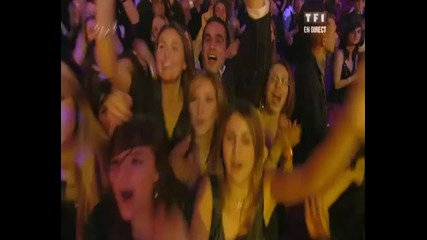Nadiya And Enrique Iglesias - Tired Of Being Sorry ( Music Awards 2009 ) * H Q *