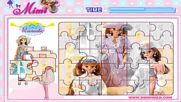 Mimi Barbie Puzzle - Puzzle Games - Barbie Girls - Best Games for kids boysgirlschildrenvia torchbro