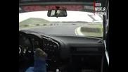 Scary Bmw E36 race car.o my god! damn fast - Bmw
