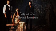 Най-новата и нежна песен на The Vampire Diaries 4x07 - Dirty and Clean - Stephanie Schneiderman
