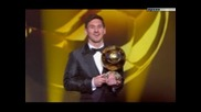 Меси се извини на Роналдо