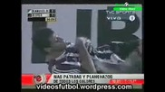 Red Card Fouls - Aggressive Soccer on Argentina
