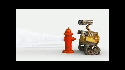 Wall - E Metts Fire Hydrant (hd)