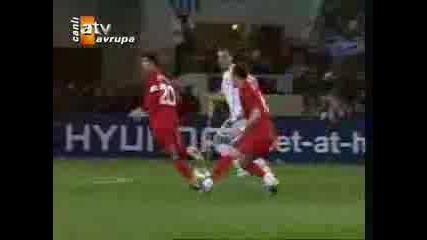 Euro 2008 Turkey Vs Greece (4:1)